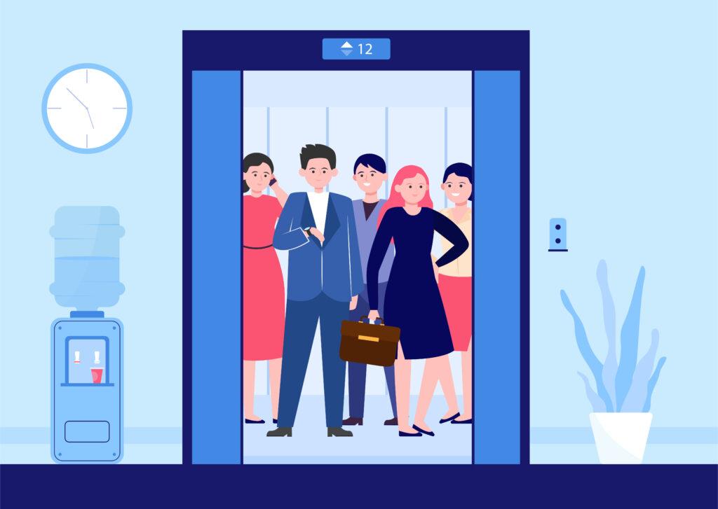 Elevator pitch : accroche, problématique, solution et appel à l'action (copywriting pour le web)