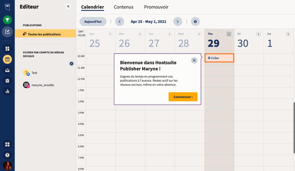 Hootsuite : gérer ses réseaux sociaux. Découvrez le tableau comparatif de CYGNUM des différents outils pour planifier ses posts réseaux sociaux